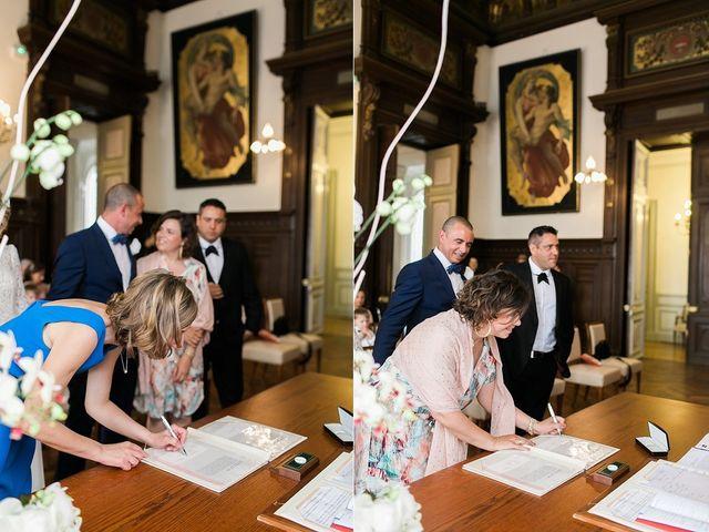 Le mariage de Anthony et Séverine à Poitiers, Vienne 18