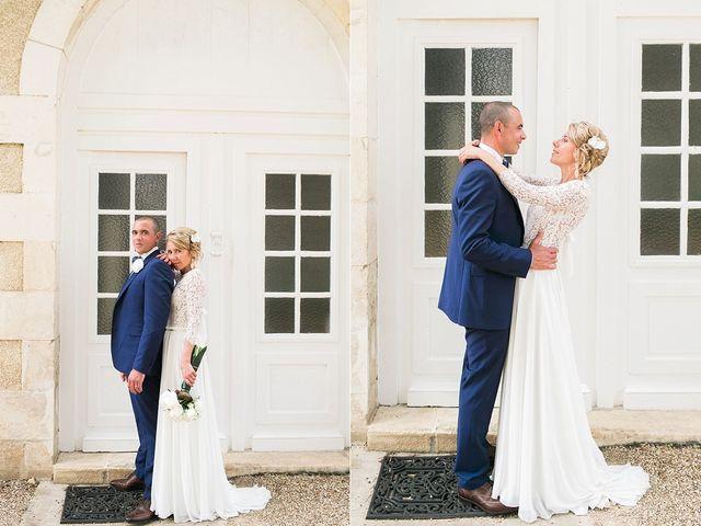 Le mariage de Anthony et Séverine à Poitiers, Vienne 40