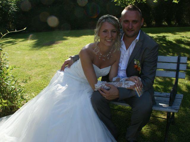 Le mariage de Clement et Ophelia à Bethoncourt, Doubs 4