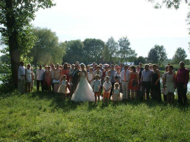 Le mariage de Clement et Ophelia à Bethoncourt, Doubs 6