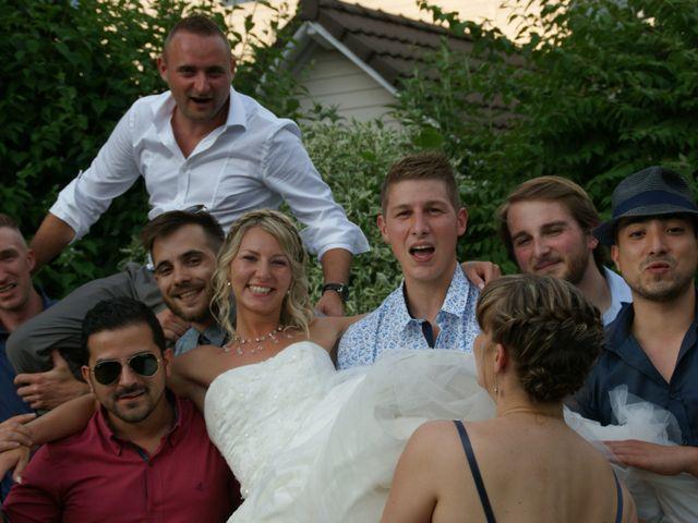 Le mariage de Clement et Ophelia à Bethoncourt, Doubs 20