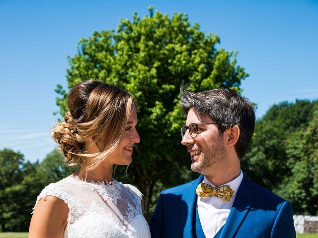 Le mariage de Guillaume et Stellina à Méry-sur-Cher, Cher 11