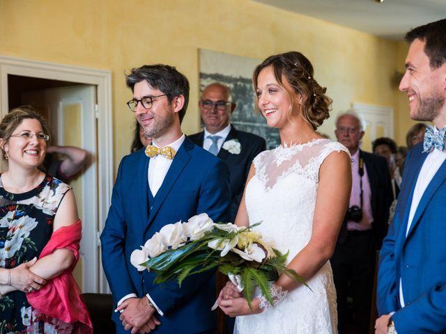 Le mariage de Guillaume et Stellina à Méry-sur-Cher, Cher 12