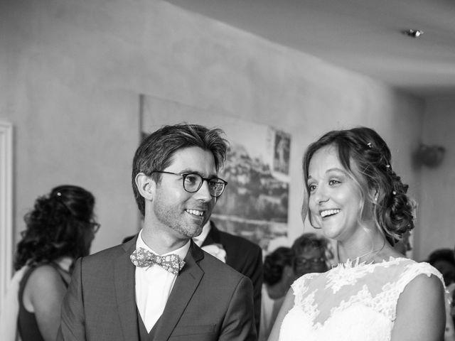 Le mariage de Guillaume et Stellina à Méry-sur-Cher, Cher 13