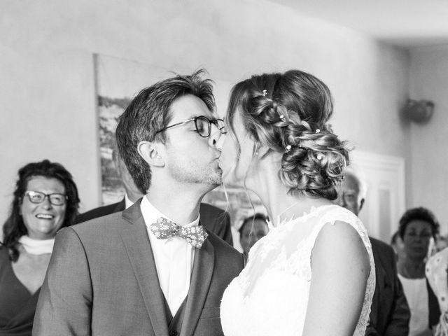 Le mariage de Guillaume et Stellina à Méry-sur-Cher, Cher 15