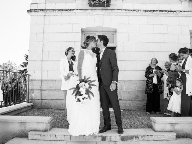 Le mariage de Guillaume et Stellina à Méry-sur-Cher, Cher 16