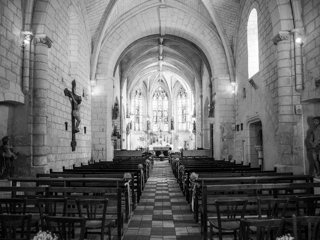 Le mariage de Guillaume et Stellina à Méry-sur-Cher, Cher 18