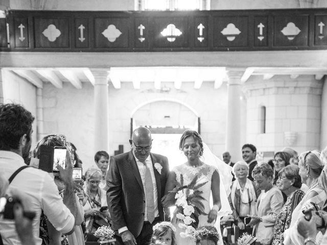 Le mariage de Guillaume et Stellina à Méry-sur-Cher, Cher 19