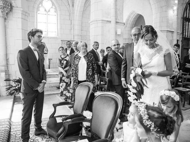 Le mariage de Guillaume et Stellina à Méry-sur-Cher, Cher 21