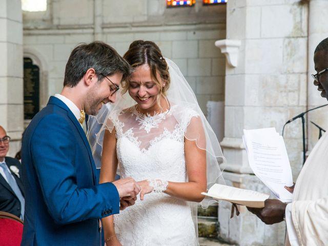 Le mariage de Guillaume et Stellina à Méry-sur-Cher, Cher 23