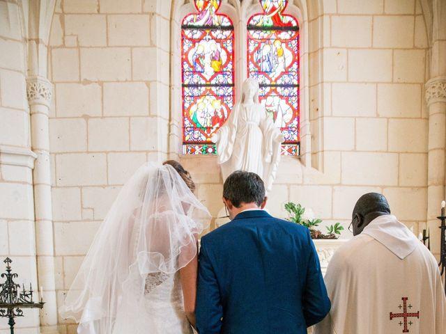 Le mariage de Guillaume et Stellina à Méry-sur-Cher, Cher 25