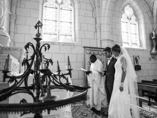 Le mariage de Guillaume et Stellina à Méry-sur-Cher, Cher 26