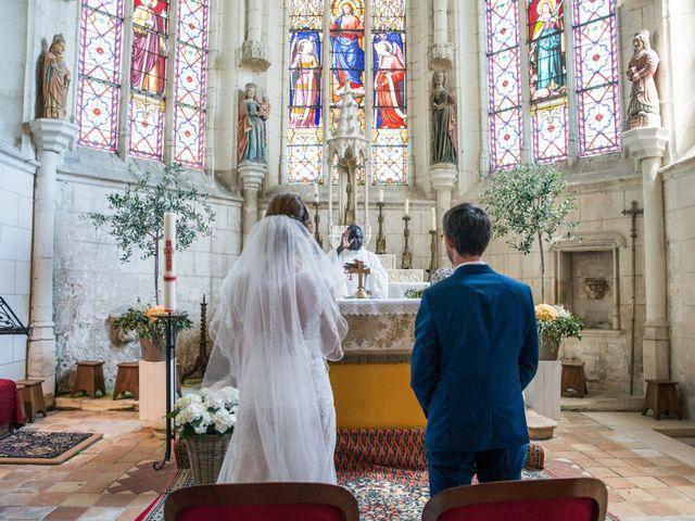 Le mariage de Guillaume et Stellina à Méry-sur-Cher, Cher 27