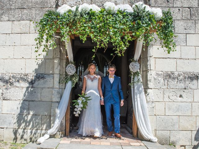 Le mariage de Guillaume et Stellina à Méry-sur-Cher, Cher 28