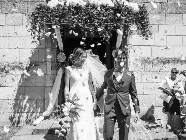 Le mariage de Guillaume et Stellina à Méry-sur-Cher, Cher 29