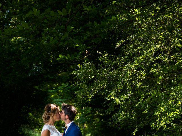 Le mariage de Guillaume et Stellina à Méry-sur-Cher, Cher 1