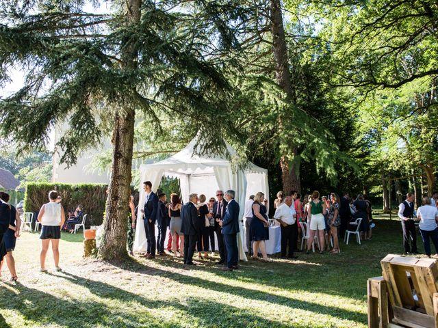 Le mariage de Guillaume et Stellina à Méry-sur-Cher, Cher 50