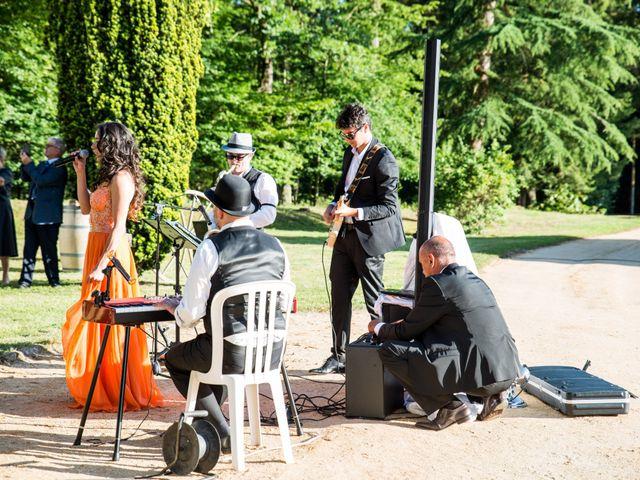 Le mariage de Guillaume et Stellina à Méry-sur-Cher, Cher 53