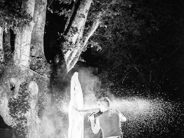 Le mariage de Guillaume et Stellina à Méry-sur-Cher, Cher 70