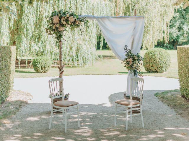 Le mariage de Aurélien et Sarah à Vandeléville, Meurthe-et-Moselle 55
