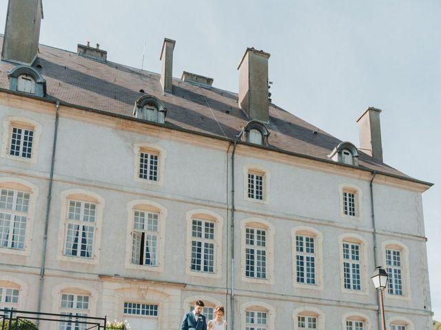Le mariage de Aurélien et Sarah à Vandeléville, Meurthe-et-Moselle 57