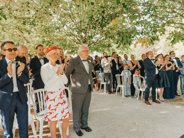 Le mariage de Aurélien et Sarah à Vandeléville, Meurthe-et-Moselle 74