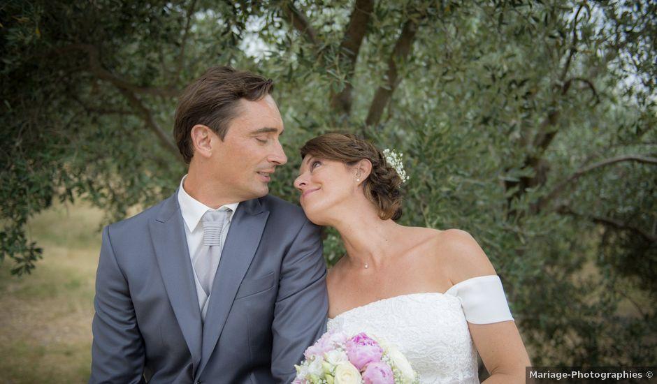 Le mariage de David et Cathy à Mas-Blanc-des-Alpilles, Bouches-du-Rhône