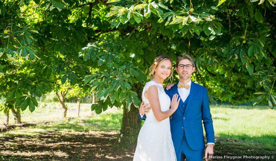 Le mariage de Guillaume et Stellina à Méry-sur-Cher, Cher
