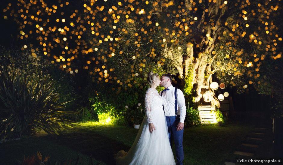 Le mariage de Vincent et Audrey à Nice, Alpes-Maritimes