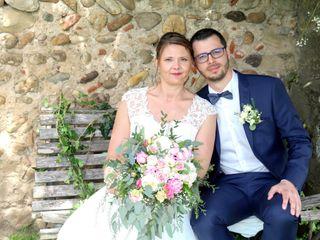 Le mariage de Audrey et Guillaume
