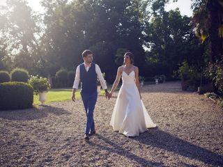 Le mariage de Laura et David