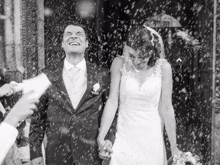 Le mariage de Sonia et Jérôme