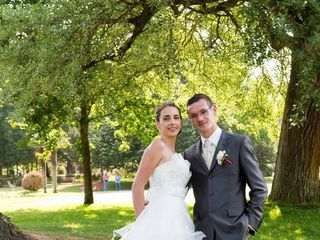 Le mariage de Mélodie  et Sébastien 1