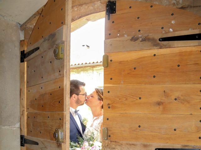 Le mariage de Guillaume et Audrey à Épinouze, Drôme 25