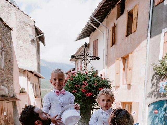 Le mariage de Matthieu et Margaux  à Albertville, Savoie 7