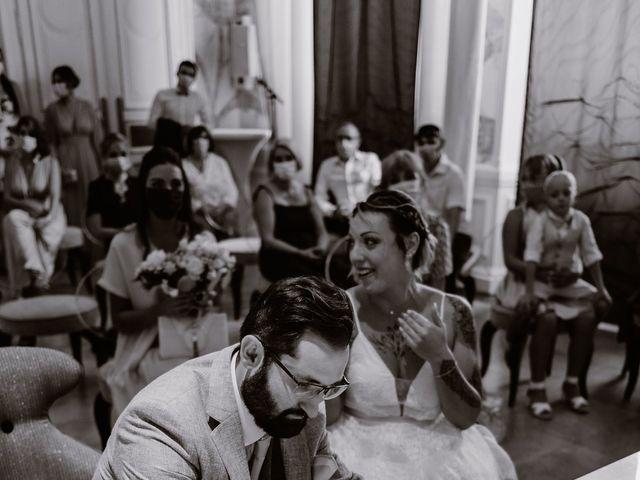 Le mariage de Matthieu et Margaux  à Albertville, Savoie 11