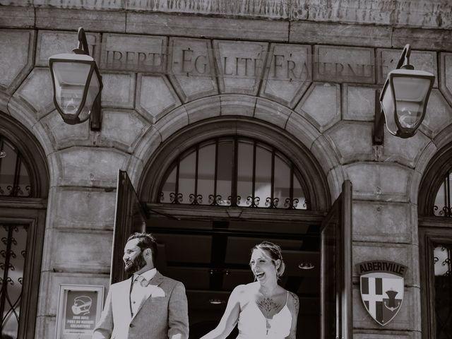 Le mariage de Matthieu et Margaux  à Albertville, Savoie 12