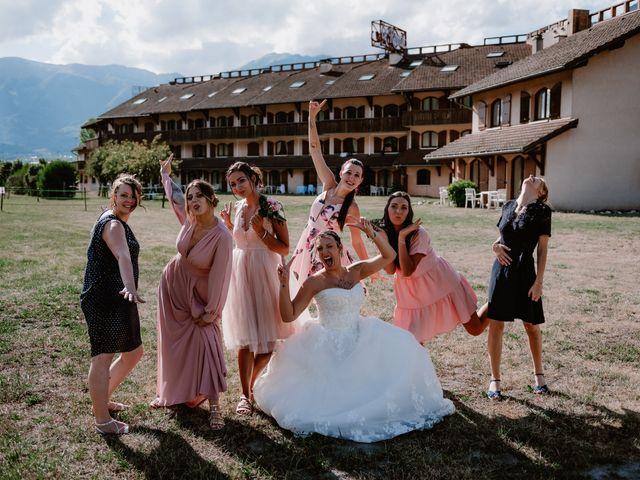 Le mariage de Matthieu et Margaux  à Albertville, Savoie 19