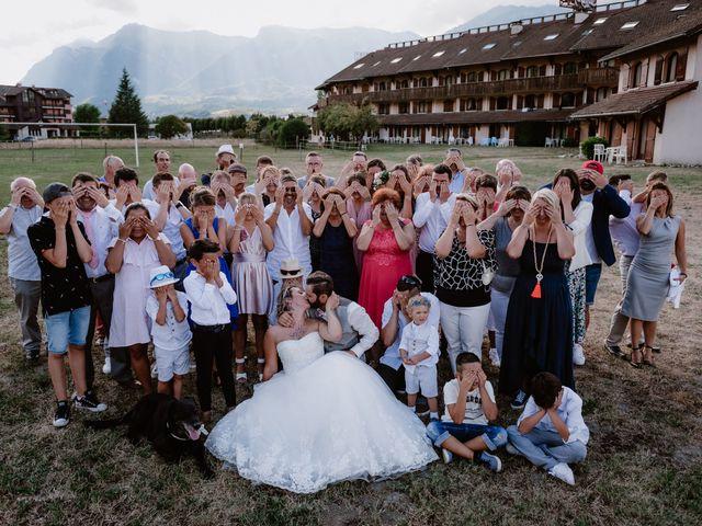 Le mariage de Matthieu et Margaux  à Albertville, Savoie 20