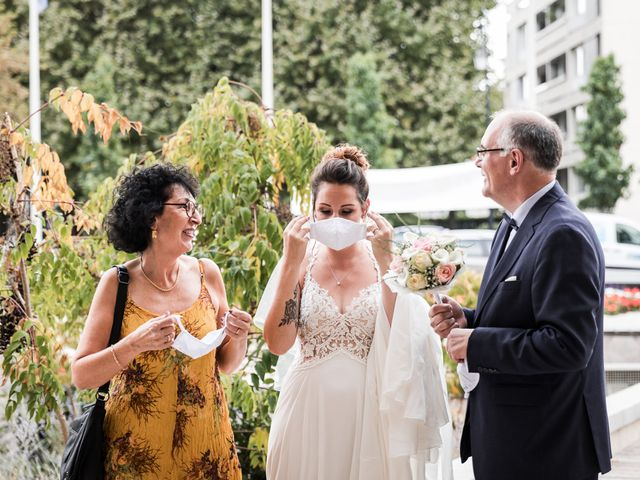 Le mariage de Bruno et Lucie à Santeny, Val-de-Marne 4