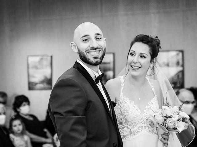Le mariage de Bruno et Lucie à Santeny, Val-de-Marne 6
