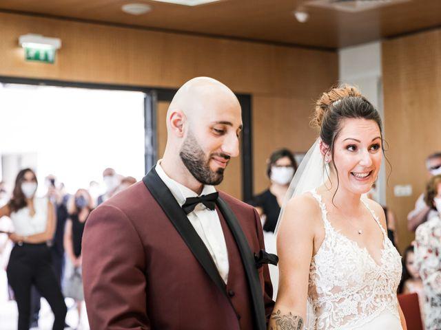 Le mariage de Bruno et Lucie à Santeny, Val-de-Marne 8
