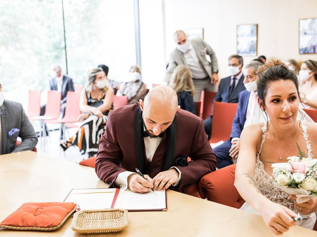 Le mariage de Bruno et Lucie à Santeny, Val-de-Marne 13