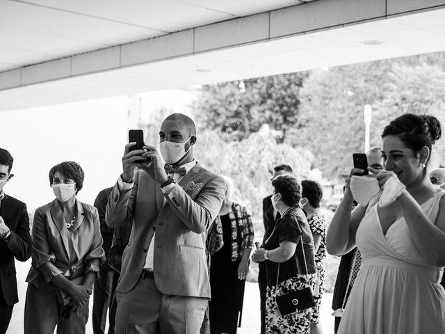 Le mariage de Bruno et Lucie à Santeny, Val-de-Marne 14