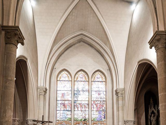 Le mariage de Bruno et Lucie à Santeny, Val-de-Marne 16