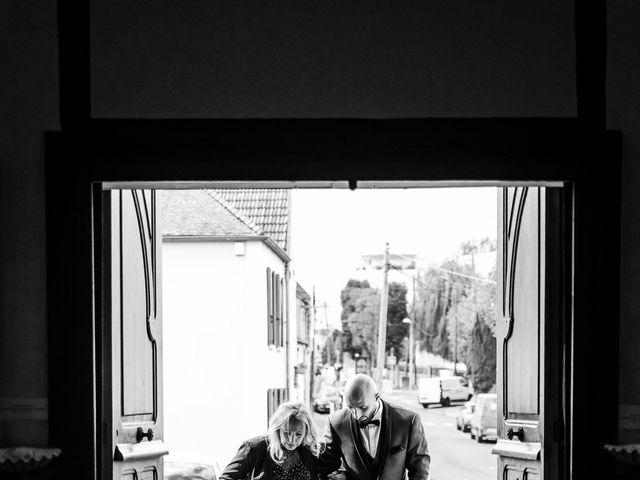 Le mariage de Bruno et Lucie à Santeny, Val-de-Marne 17