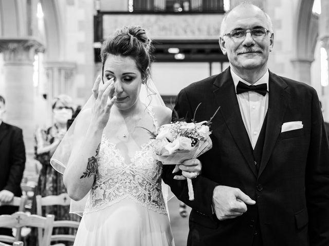 Le mariage de Bruno et Lucie à Santeny, Val-de-Marne 20