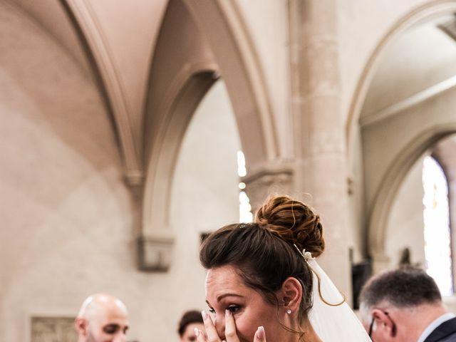 Le mariage de Bruno et Lucie à Santeny, Val-de-Marne 21