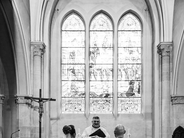 Le mariage de Bruno et Lucie à Santeny, Val-de-Marne 22