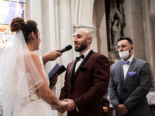 Le mariage de Bruno et Lucie à Santeny, Val-de-Marne 27
